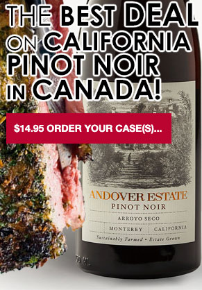 Today's Offer Pinot Noir 14.95 per bottle