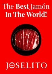 Joselito - Declared The Best Iberian Acorn-fed Ham In The World.
